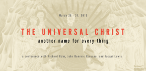 The Universal Christ: Another Name for Everything @ Contemplate Lincoln